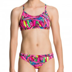 Funkita Crystal Clash Sport Bikini