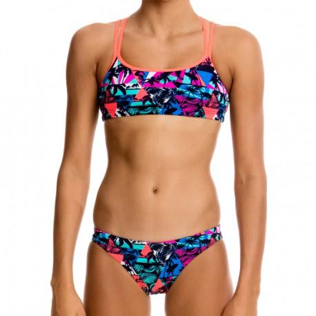 Funkita Beach Dreams Criss Cross Bikini