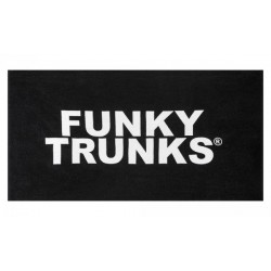 Funky Trunks Handdoek Still Black