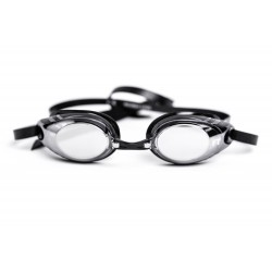 Funky Trunks Goggle Midnight Steel Mirror