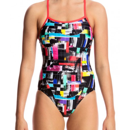 Funkita Test Signal Single Strap Badpak