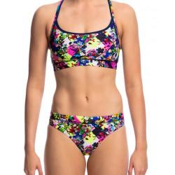 Funkita Princess Cut Bikini Sport