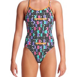 Funkita Secret Code Diamond Back Badpak