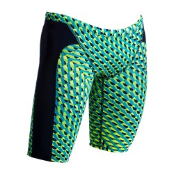 Funky Trunks Green Gator Jammer