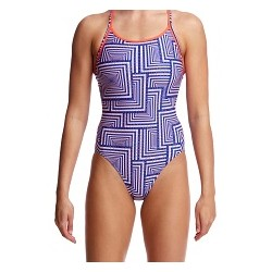 Funkita I Said Swim Diamond Back Badpak