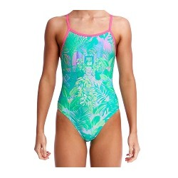 Funkita Ocean View Single Strap Badpak Girls