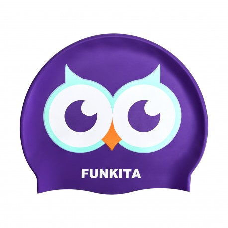 Funkita Twit Twoo Swim Cap Badmuts