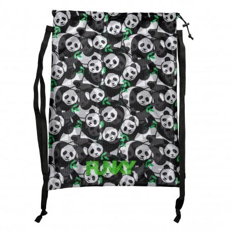 Funky Trunks Pandaddy Mesh Gear Bag