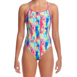 Funkita Slapped On Diamond Back Badpak