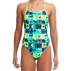 Funkita Pop Tropo Diamond Back Badpak Girls