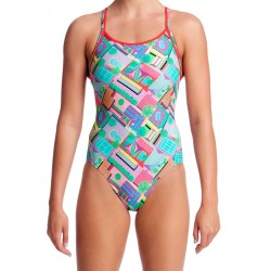 Funkita Street View Diamond Back Badpak Ladies