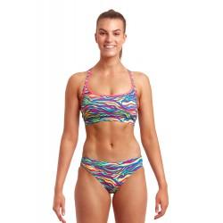 Funkita Colour Curve Sport Bikini