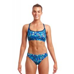 Funkita Wings Up Ladies Sport Bikini