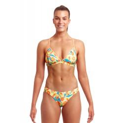 Funkita Gummy Bear Ladies Tri Top Bikini