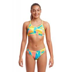Funkita Summer Sails Girl Sport Bikini
