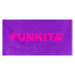 Funkita Handdoek Still Purple