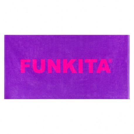 Funkita Handdoek Still Purple