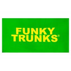 Funky Trunks Handdoek Still Brasil